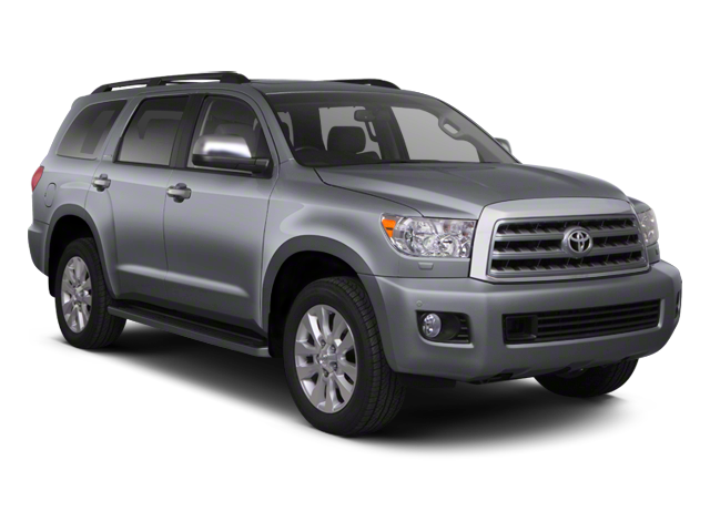 Photo Pre-Owned 2012 Toyota Sequoia SR5 Four Wheel Drive SUV