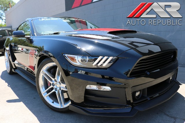 Photo 2016 Ford Mustang STAGE 3 ROUSH SUPERCHARGEDFullerton 1-714-525-0550