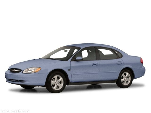 Photo Used 2000 Ford Taurus SES in Houston, TX