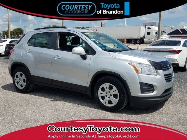 Photo Pre-Owned 2016 Chevrolet Trax LS SUV near Tampa FL