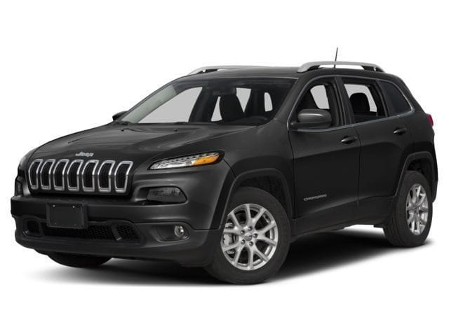 Photo 2018 Jeep Cherokee Latitude Plus Bluetooth, 8.4 Touch Sport Utility in White Plains, NY