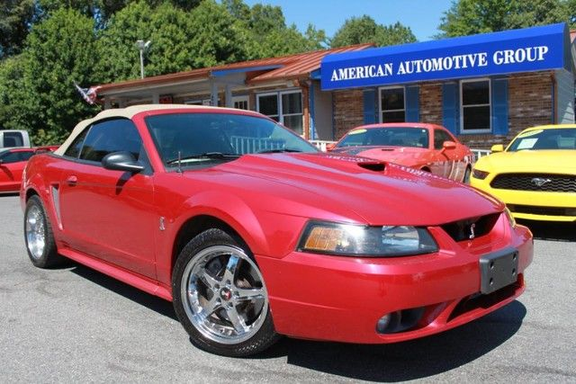 Photo 2001 Ford Mustang SVT Cobra