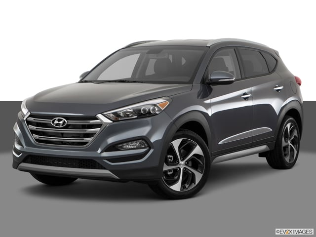 Photo Used 2017 Hyundai Tucson Limited ONE OWNER LEATHER LOADED GREAT GAS MILEAGE in Ardmore, OK