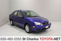 Pre-Owned 2006 Ford FOCUS ZX4 S FWD Sedan
