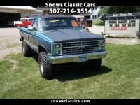 1986 Chevrolet C/K 10 Regular Cab 4WD