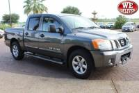 Pre-Owned 2010 Nissan Titan SE Truck For Sale
