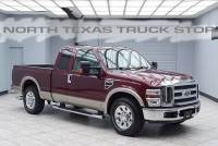 2008 Ford Super Duty F-250 Lariat Diesel 2WD SuperCab Leather Tailgate Step Extended Cab