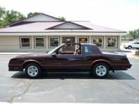 1986 Chevrolet Monte Carlo 2dr Cpe SS