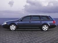 2002 Audi A6 Avant Wagon