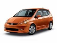 2008 Honda Fit Sport HB Auto Sport Automatic
