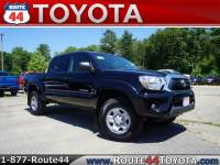 Used 2015 Toyota Tacoma Base Truck 4WD in Raynham MA