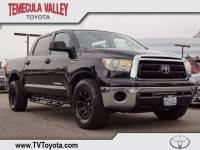 2011 Toyota Tundra Grade 5.7L V8 Truck Crew Max 4x4 in Temecula