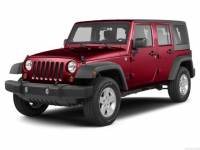 Pre-Owned 2013 Jeep Wrangler Unlimited Sahara SUV 4x4 Fort Wayne, IN