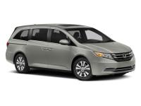 Pre-Owned 2014 Honda Odyssey EX-L FWD 4D Passenger Van