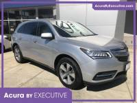 Used 2015 Acura MDX For Sale | CT