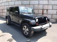 Used 2008 Jeep Wrangler Unlimited Sahara SUV for Sale in Honesdale near Archbald