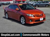 Pre-Owned 2013 Toyota Corolla S Special Edition Front Wheel Drive Sedan