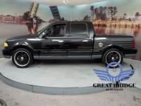 2002 Lincoln Blackwood Base Truck Crew Cab