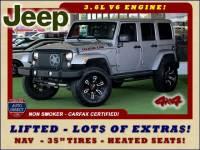 2016 Jeep Wrangler Unlimited Rubicon 4x4 - LIFTED - EXTRA$ - NAV - HEATED SEATS