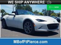 Pre-Owned 2016 Mazda Mazda MX-5 Miata Grand Touring Convertible in Jacksonville FL