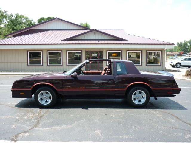 Photo 1986 Chevrolet Monte Carlo 2dr Cpe SS
