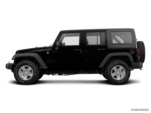 Photo Used 2016 Jeep Wrangler Unlimited Black Bear in Limerick, PA near Pottstown, PA