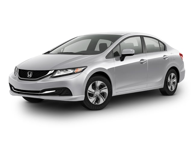 Photo Used 2014 Honda Civic LX 4dr CVT in Fort Myers