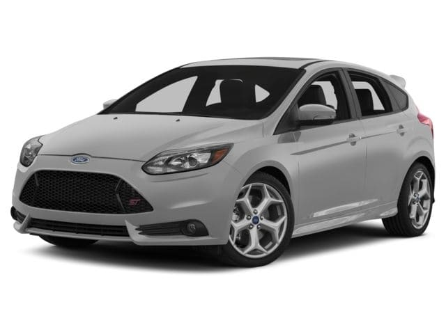 Photo Used 2014 Ford Focus ST ST Hatchback I-4 cyl in Waterford, MI