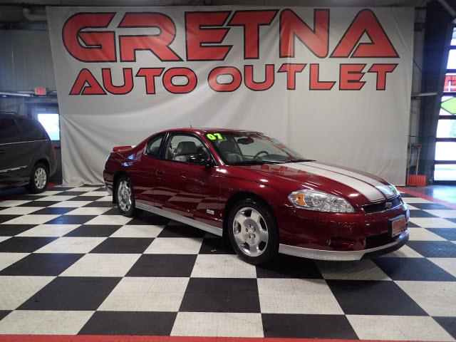 Photo 2007 Chevrolet Monte Carlo SS 5.3L VORTEC V8 HEATED LEATHER MOONROOF
