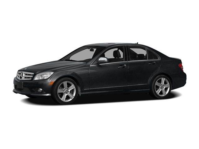 Photo Pre-Owned 2008 Mercedes-Benz C-Class C 300 AWD 4MATIC