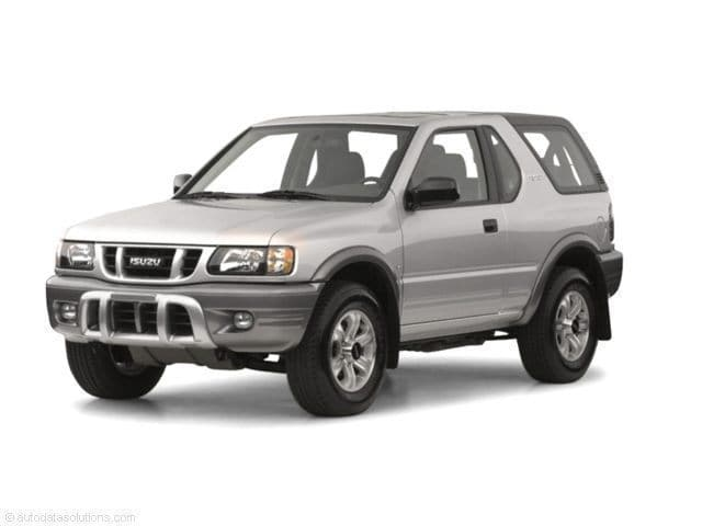 Photo Used 2001 Isuzu Rodeo Sport S 3.2L V6 Hard Top SUV for sale in Riverdale UT