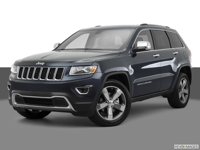 Photo Used 2015 Jeep Grand Cherokee Limited SUV Automatic 4x4 in Chicago, IL
