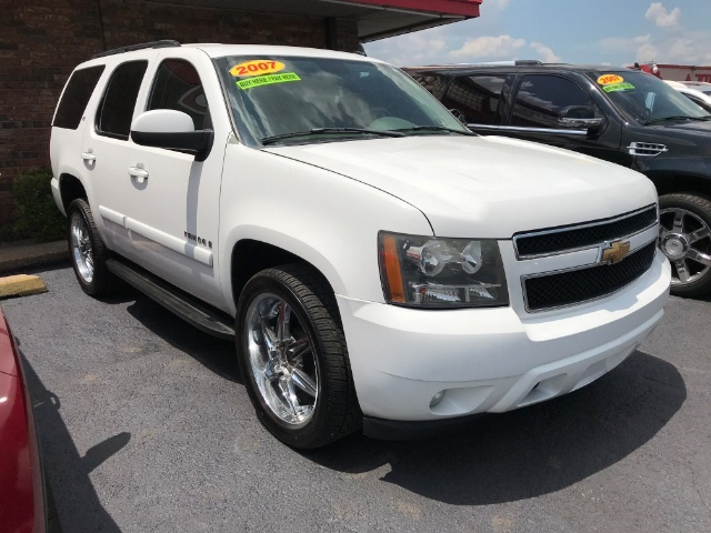 Photo 2007 Chevrolet Tahoe LT for sale in Tulsa OK