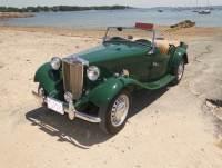 1951 MG TD $26,900