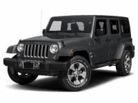 Used 2017 Jeep Wrangler Unlimited Sahara SUV in Miami