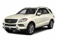 Certified Pre-Owned 2015 Mercedes-Benz M-Class ML 350W2 RWD Sport Utility