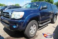 Pre-Owned 2007 Toyota Tacoma 4-Wheel Drive Extended Cab Pickup