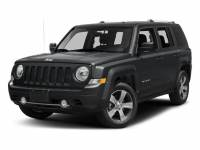 Pre-Owned 2017 Jeep Patriot Latitude 4WD