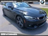 2015 BMW 435i Convertible 435i Convertible Rear-wheel Drive
