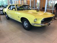 1969 Ford Mustang Base