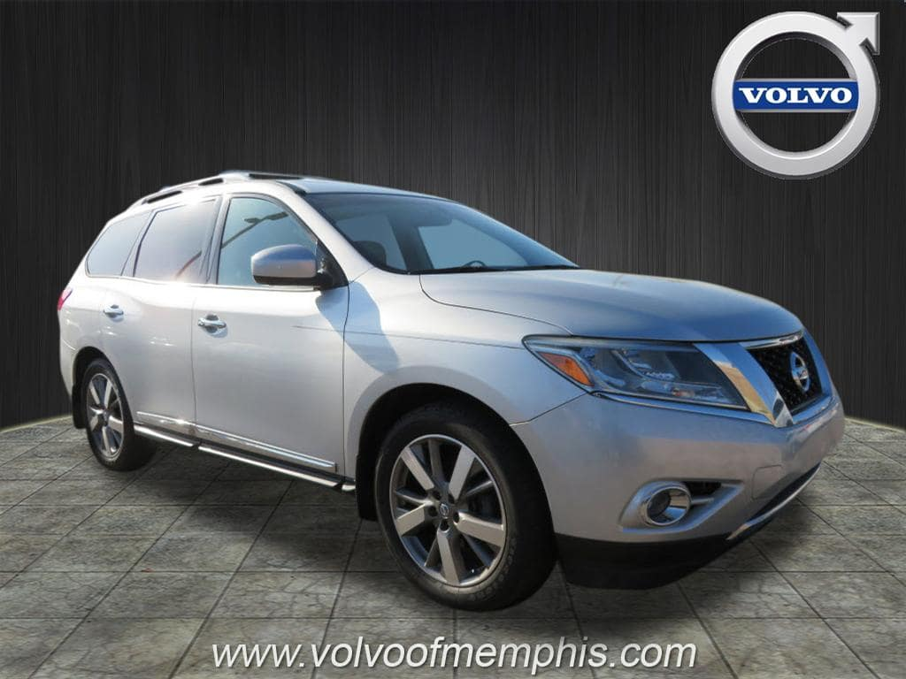 Photo Used 2014 Nissan Pathfinder For Sale Memphis, TN  Stock 815200