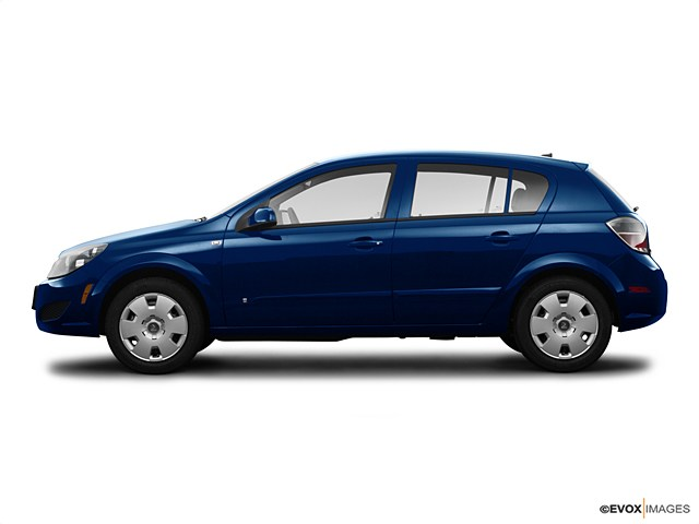 Photo 2008 Saturn Astra XE Hatchback