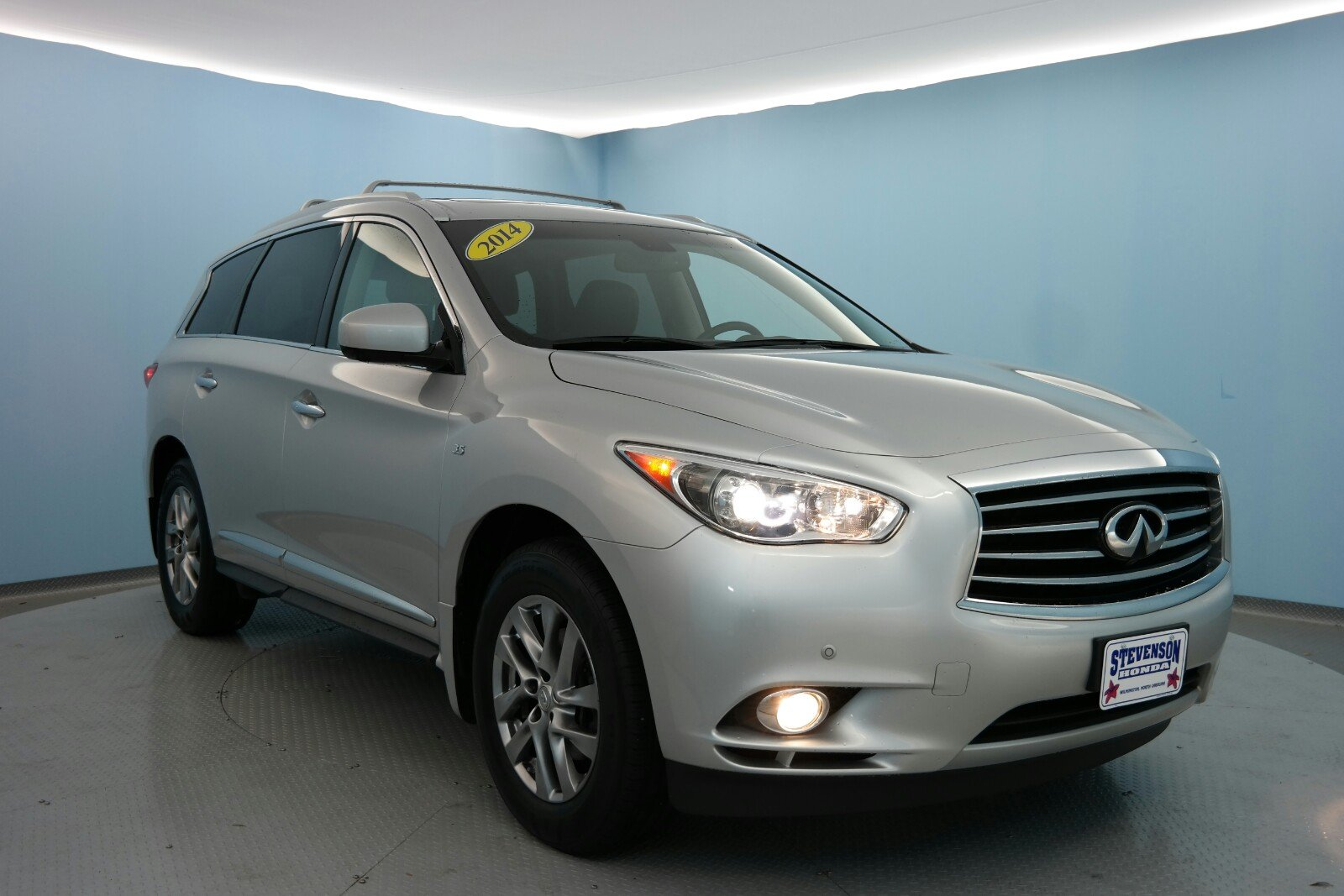 Photo 2014 INFINITI QX60 with Premium Plus Package SUV in Franklin, TN