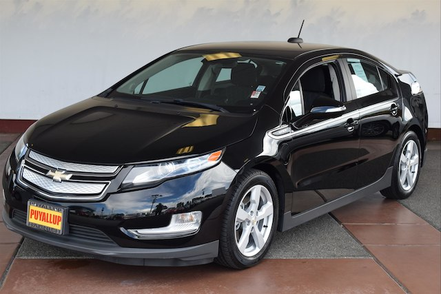 Photo 2015 Chevrolet Volt Base for sale near Seattle, WA