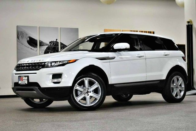 Photo 2012 Land Rover Range Rover Evoque Pure Premium