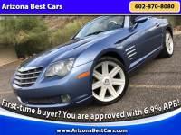 2006 Chrysler Crossfire Roadster Limited