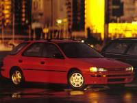 Pre-Owned 1993 Subaru Impreza L FWD 4D Station Wagon