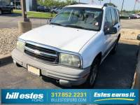 Pre-Owned 2004 Chevrolet Tracker Base RWD 4D Sport Utility