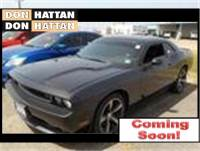 Pre-Owned 2014 Dodge Challenger R/T RWD 2D Coupe