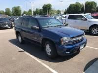 2002 Chevrolet Trailblazer LS SUV